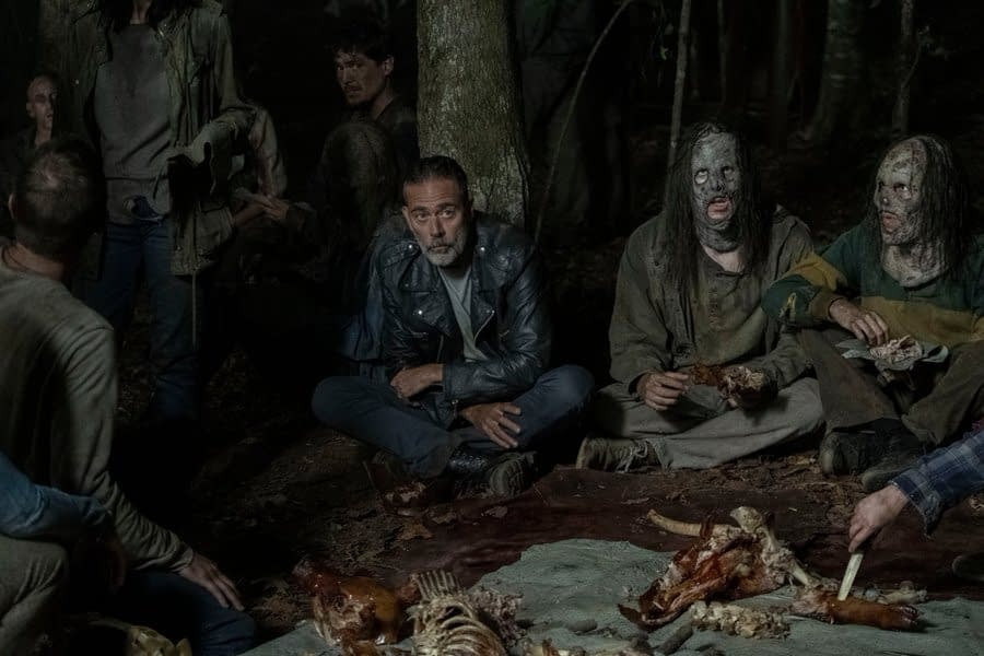 """The Walking Dead"": See What You Started, Melissa McBride? More Season 10 Preview Images"