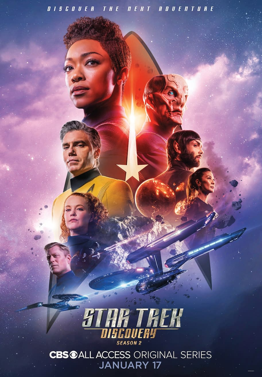 "'Star Trek: Discovery' Preview – The Number One Reason To Watch ""An Obol for Charon"""