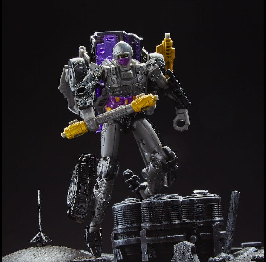 Six New Transformers Revealed by Hasbro for FanExpo 2019