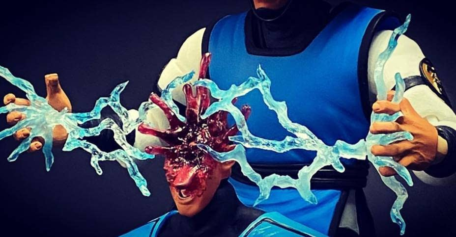 Storm Collectibles Teases Upcoming Raiden Figure [First Look]