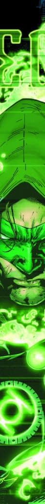 Green Lantern Up Takes The Gauntlet In June