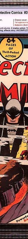 The Bob Kane Files: What Kanes Personal Copies Of The Earliest Batman Comics Tells Us About One Of Comics Historys Most Enigmatic Creators