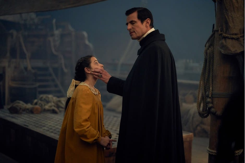 """Dracula"" Stakes Out Netflix Next Month; Episode Titles Revealed [PREVIEW]"