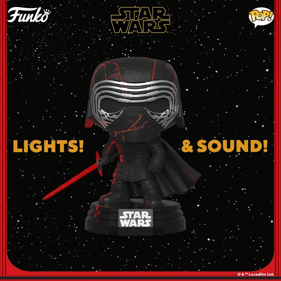 Embrace the Dark Side with the New Star Wars Funko Pops