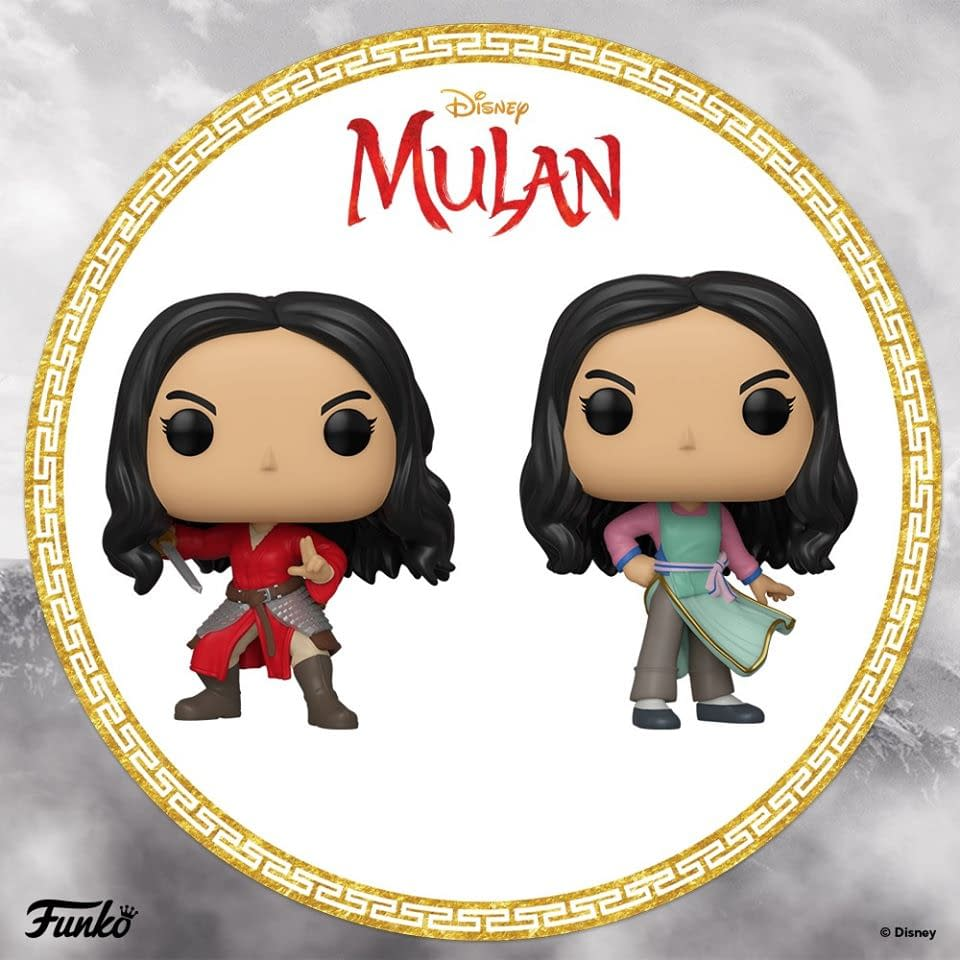 New Funko Pops Headed Our Way Featuring Trolls and Mulan