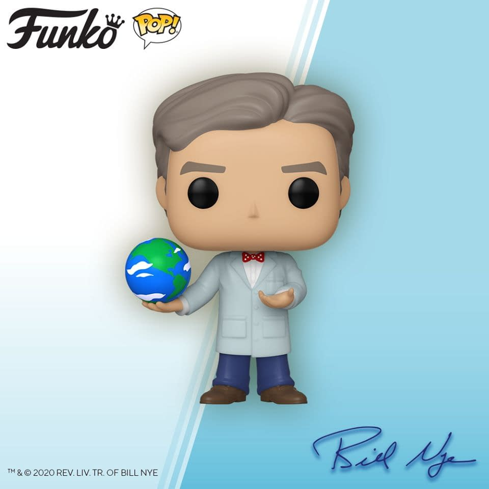 Funko Brings To Life More Pop Icons in their Newest Reveal