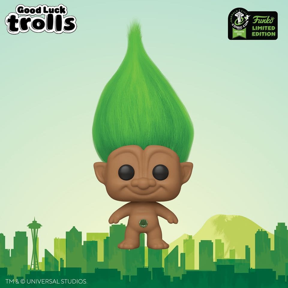 Funko ECCC 2020 Reveals - NBA, College, and Trolls