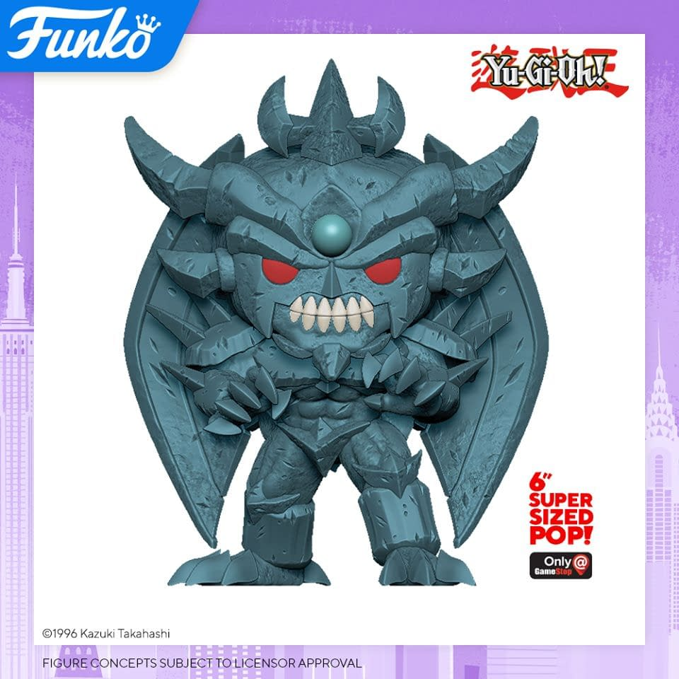 "Funko Pop New York Toy Fair 2020 Reveals - ""Yu-Gi-Oh"""