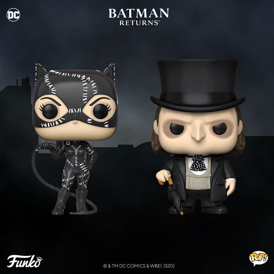 Funko Officially Announces Jack Nicholson Joker Pop with Chase!
