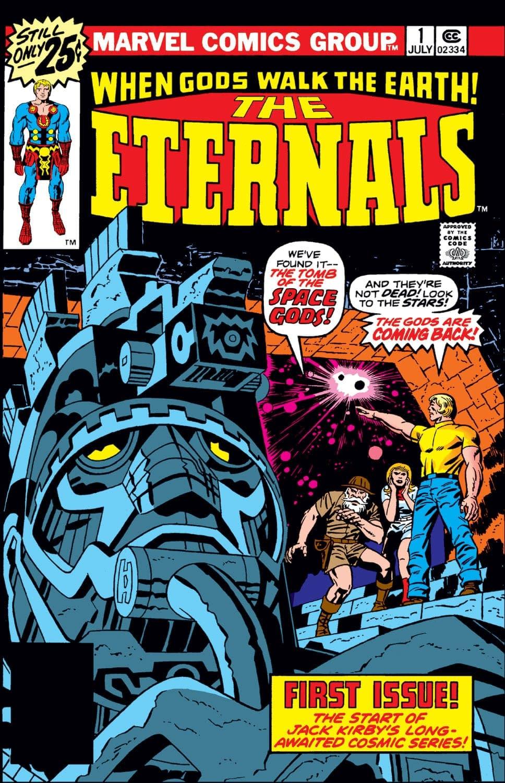 Marvel Studios Hires Writers for Eternals