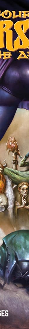 The Four Norseman A New Graphic Novel From Devils Due/1First Comics