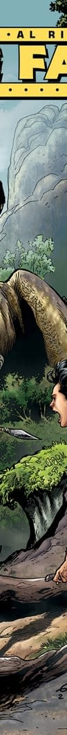 Bringing Back Al Rios Jungle Fantasy For A Modern Day Audience Of Outrage