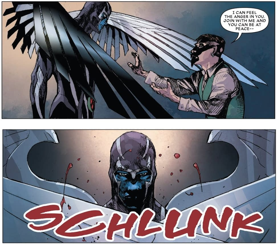 Is Si Spurrier Writing Lucifer?