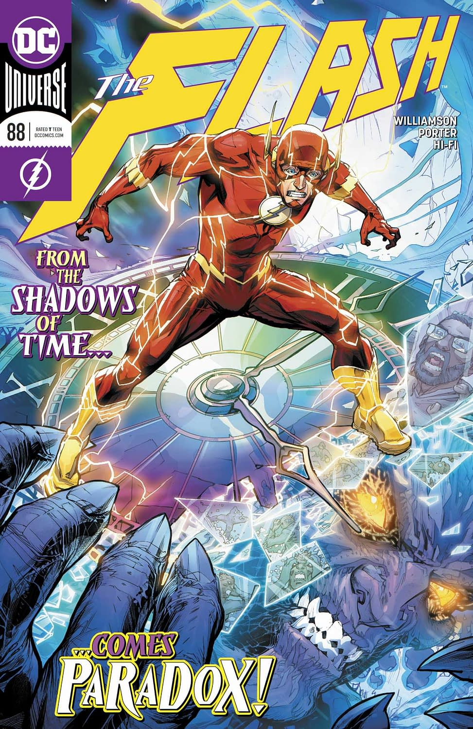 "REVIEW: Flash #88 -- ""Has To Have Some Kind Of Consequences Sooner Or Later"""
