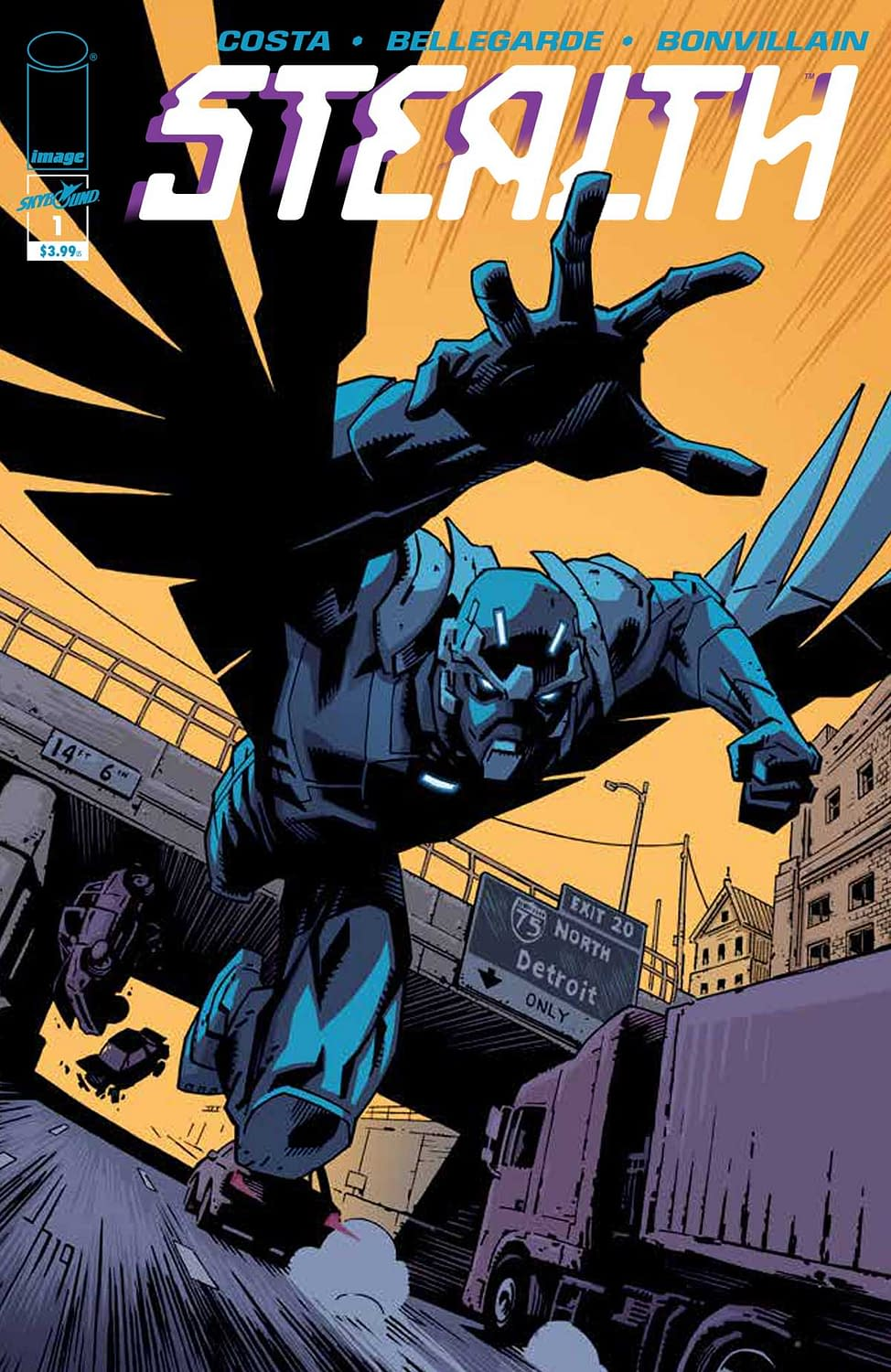 """REVIEW: Stealth #1 -- """"A Deeply Problematic Protagonist With Shades Of Bob Reynolds"""""""