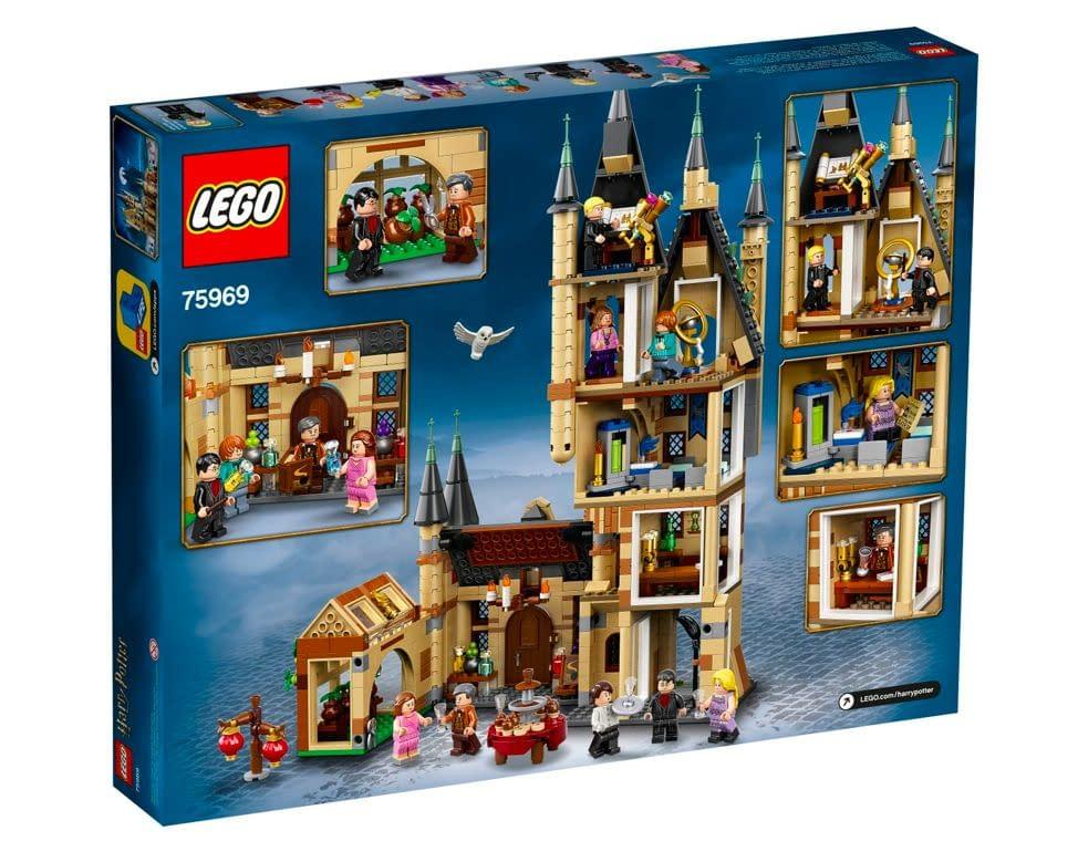 Harry Potter LEGO Sets