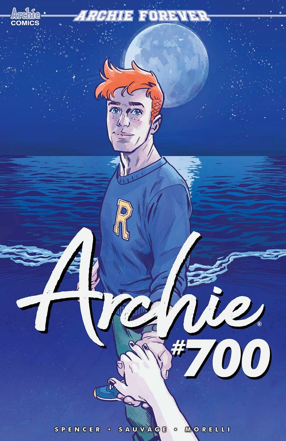 "Archie #700 Preview Teases Secrets That Could ""Change Everything"" About Riverdale"