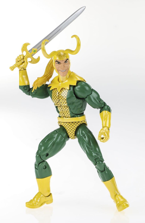 Marvel Legends Series 6-inch Loki Figure (Avengers wave)