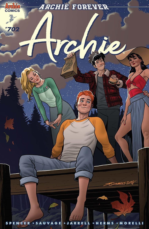 Jughead Bullies Reggie in Archie's Latest FOC Pre-Order Comic