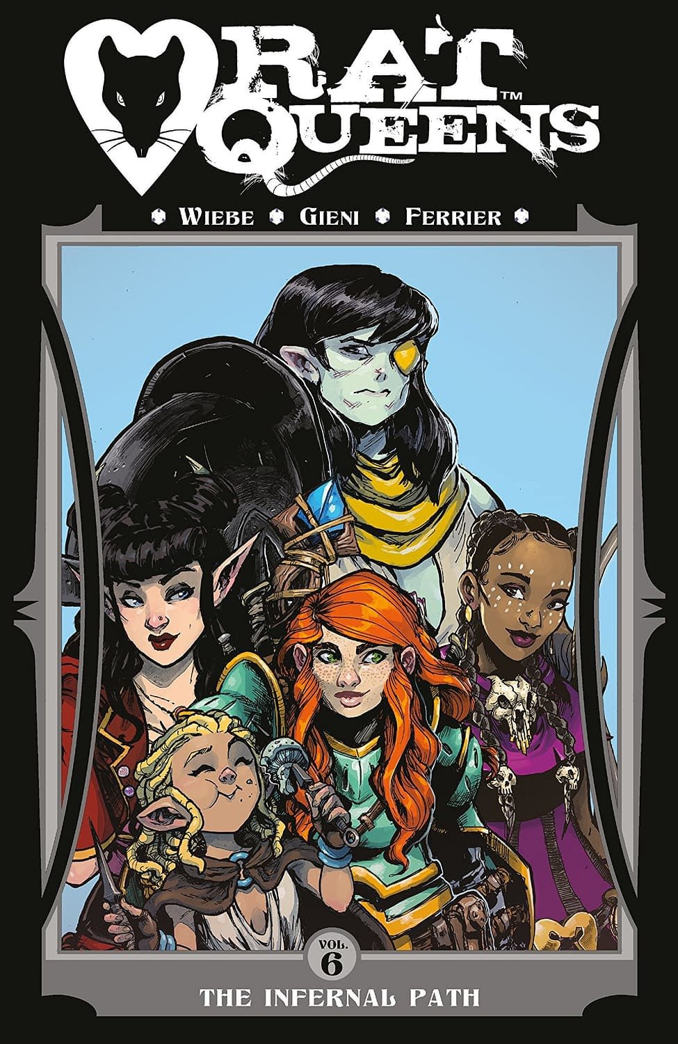 'Rat Queens Volume 6: The Infernal Path' Brings on the Ick Factor (REVIEW)