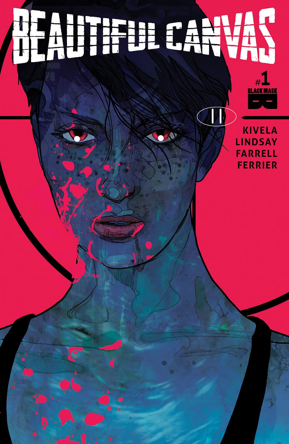 Preview Black Mask's Next Hit Comic, Beautiful Canvas, From Sami Kivela & Ryan K Lindsay, In Stores June 28th