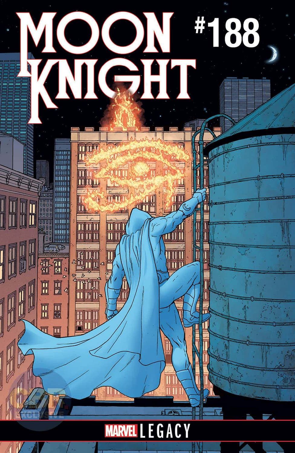 Max Bemis And Jacen Burrows Bring Moon Knight To Marvel Legacy In November