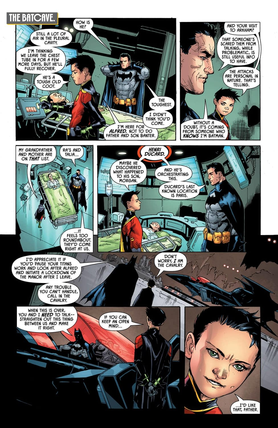 When in Doubt, Blame the French – a Detective Comics #996 Preview