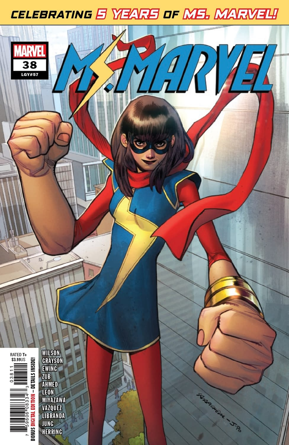 Is This Relaunch Fatigue in Next Week's Ms. Marvel Finale?
