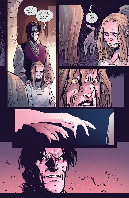 """Angel"" #2: Ancient Vampire VS Demons of Social Media (REVIEW)"