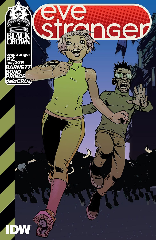 """""""Eve Stranger"""" #2: More Fun, More Humor, More... Jetpacks? (REVIEW)"""