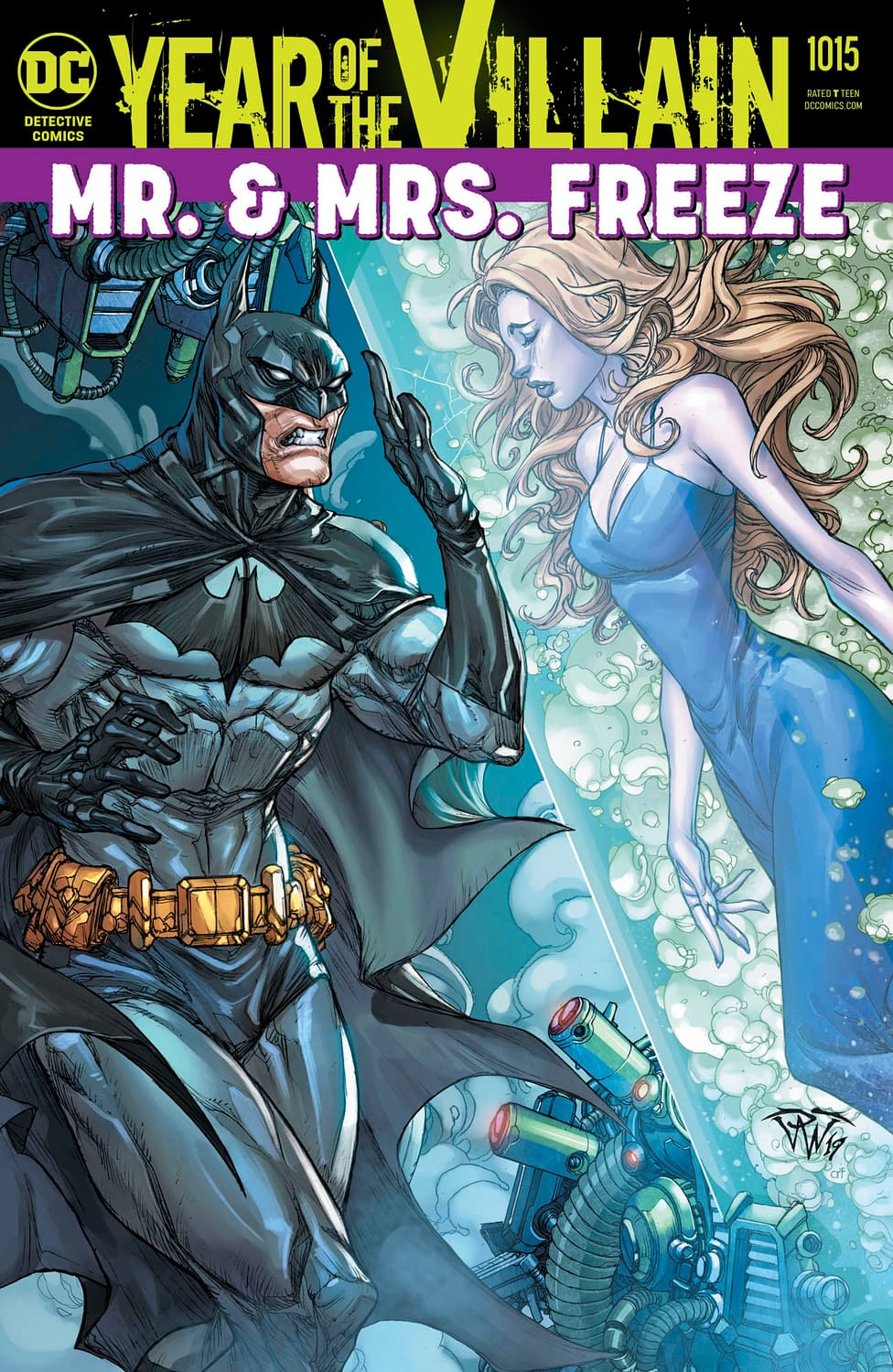 Mr. Freeze Learns to Be Careful What You Wish For in Detective Comics #1015 [Preview]