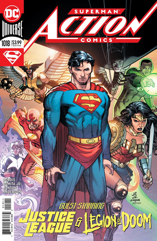 Action Comics #1018 [Preview]
