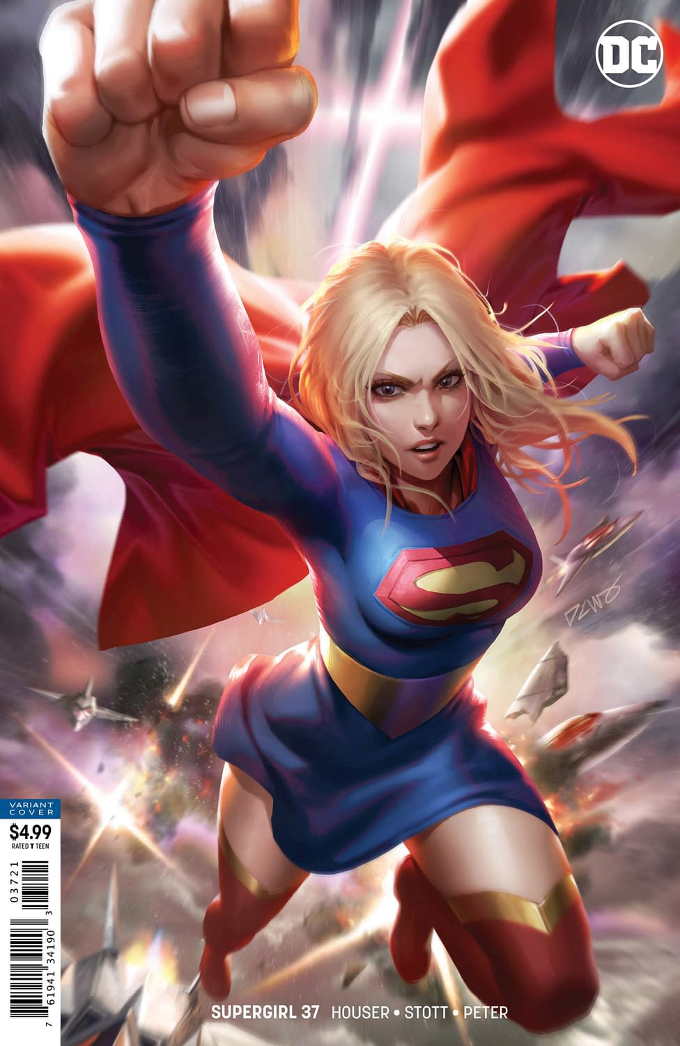 Supergirl #37 [Preview]