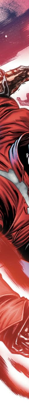 Landry Walker Is The New Writer On Red Lanterns As Charles Soule Leaves For Marvel
