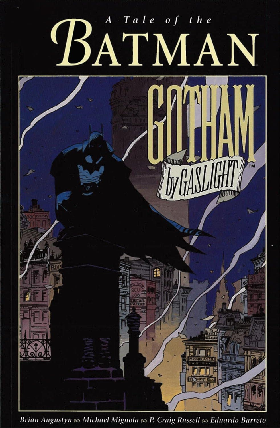 Here's A Sneak Peak At The 'Gotham By Gaslight' Animated Film From The 'Batman And Harley' DVD