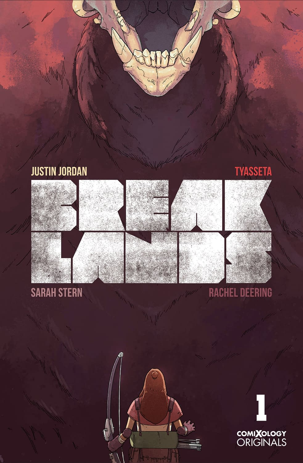 Preview Breaklands, the ComiXology Original from Justin Jordan and Tyasseta Launching this Week