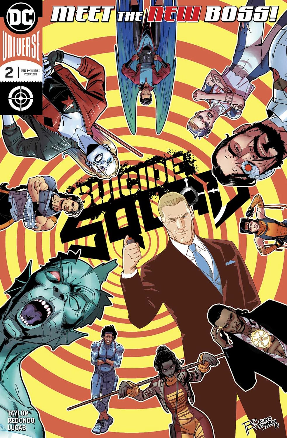 """REVIEW: Suicide Squad #2 -- """"We Really May Have Something Impressive On Our Hands"""""""