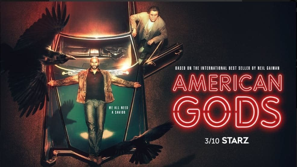 "'American Gods' Season 2, Episode 5 ""The Ways of the Dead"": A Disjointed Step Back [SPOILER REVIEW]"