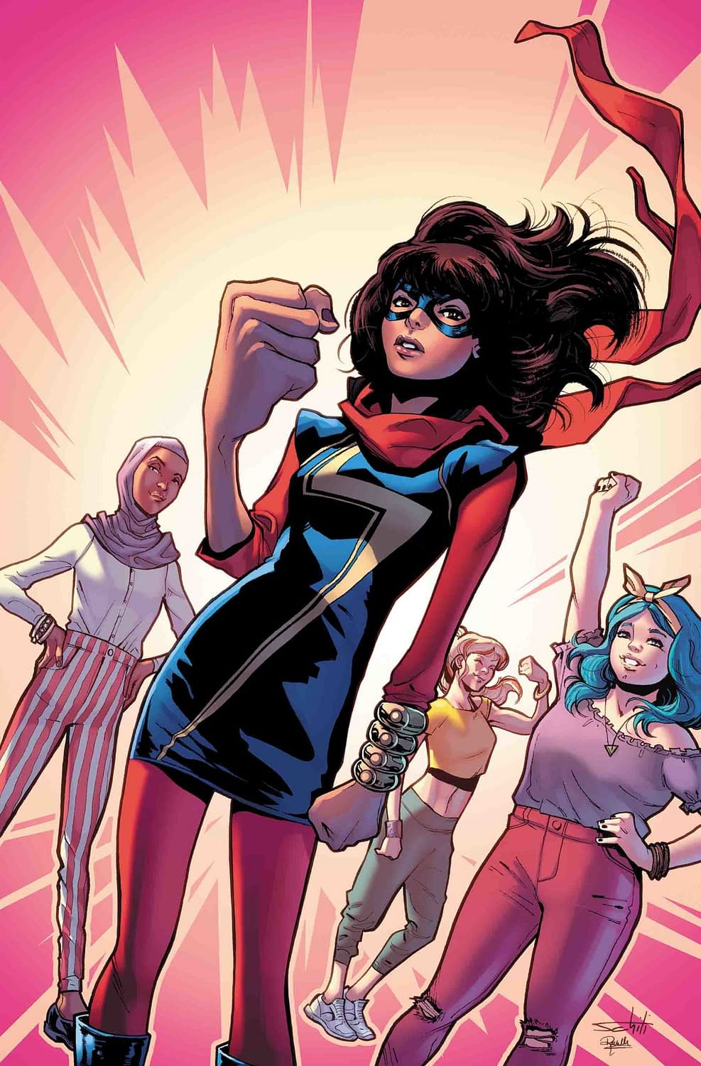 The Actual Marvel Comics Solicits for June 2018