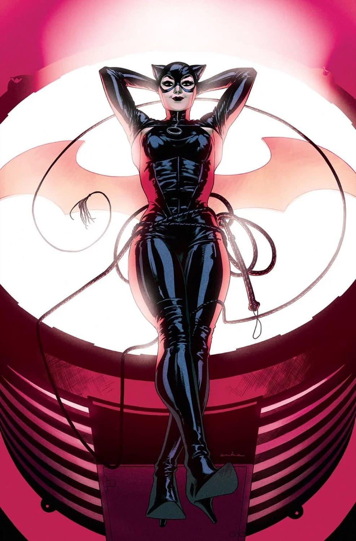 Catwoman to Keep a Villainous Secret From Batman in December?