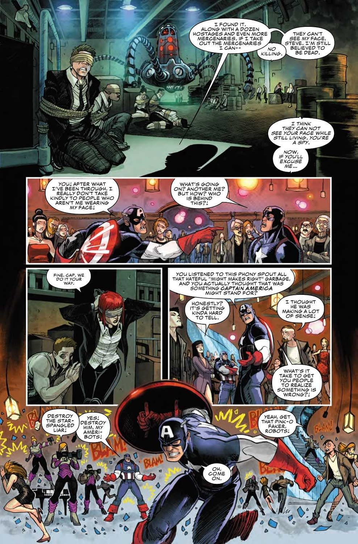 You Hail Hydra One Time… Next Week's Black Widow #1