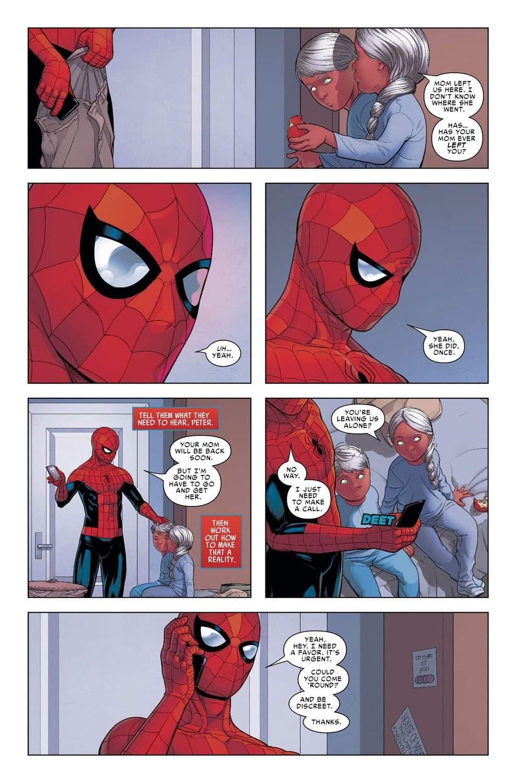 Judging Boomerang's Manhood in Next Week's Friendly Neighborhood Spider-Man #2