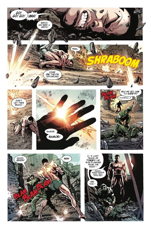 Namor is Kinda Useless in Next Week's Invaders #1