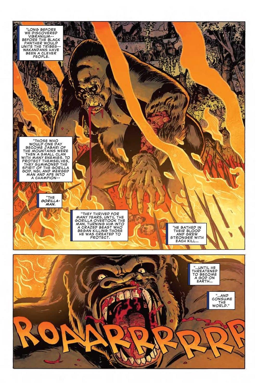 Next Week's Marvel Comics Presents Completely Breaks Continuity