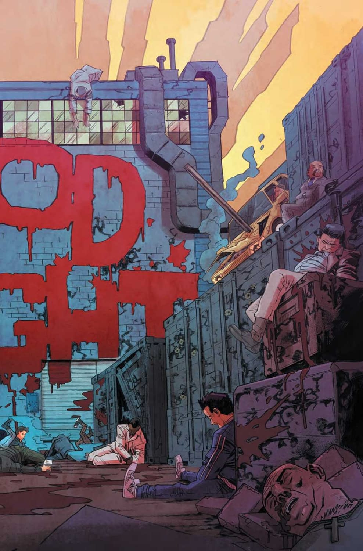 Deadpool Has a Stalker in Next Week's Deadpool #10
