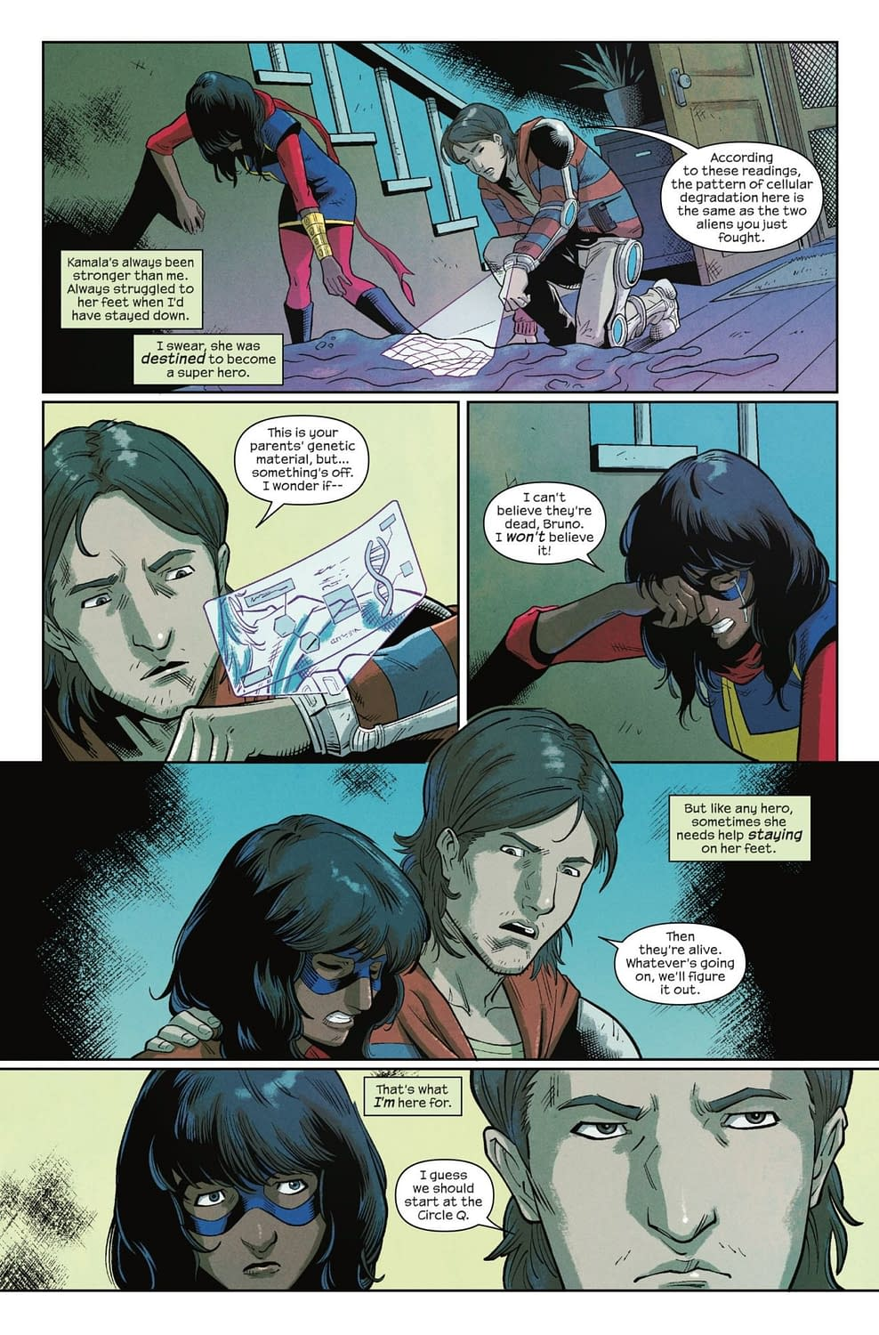 There's No Place Like Springfield? G.I. Joe Comes to Magnificent Ms. Marvel #2
