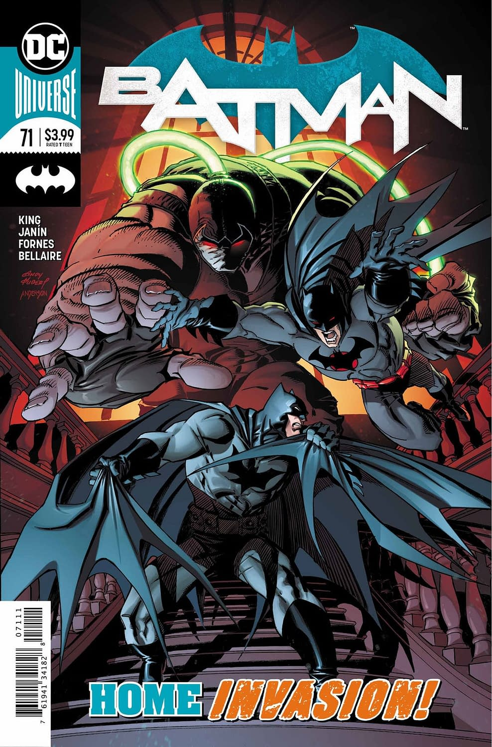 Batman is a Jerk in this Batman #71 Preview