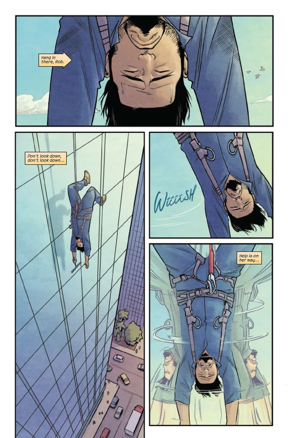 Learning to Human in Runaways #22 (Preview)