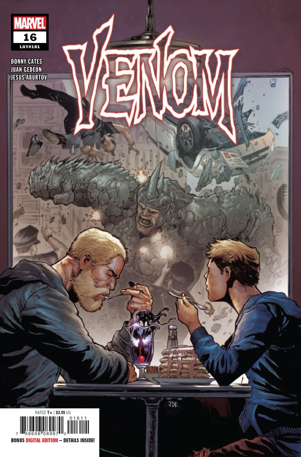 Venom #16: Like Father Like Son [Preview]