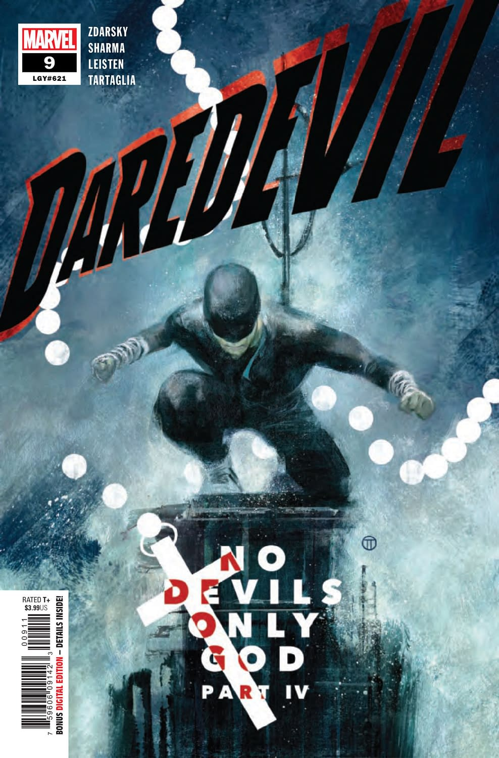Does God Exist? Reed Richards Reveals All in Daredevil #9